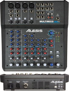 alesis MultiMix_8_USB_FX
